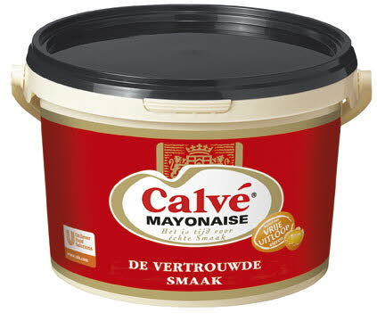 Calvé Mayonnaise 3 l