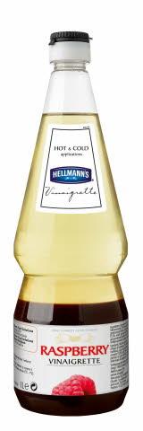 Hellmann's Vinaigrette Framboises 1 l