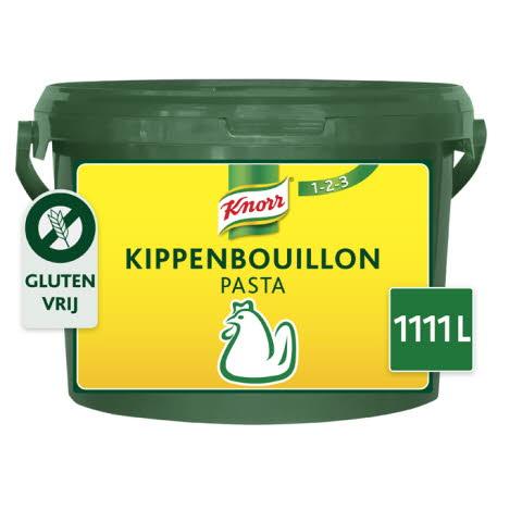 Knorr 1-2-3 Bouillon de Poule en Pâte 20 kg