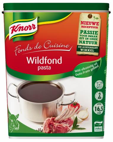 Knorr Fonds de Cuisine Fond de Gibier 1 kg