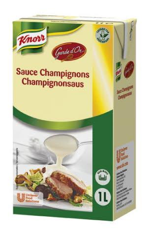 Knorr Garde d'Or Sauce Champignon 1 l