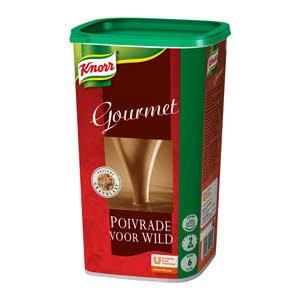 Knorr Gourmet Poivrade pour Gibier 1,26 kg