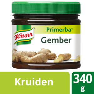 Knorr Primerba Gingembre 340 g