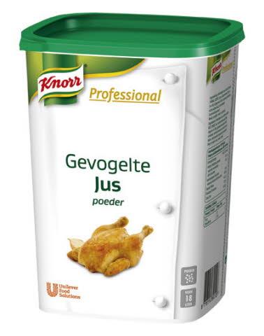 Knorr Professional Fonds déshydratés Jus de Volaille 900 g