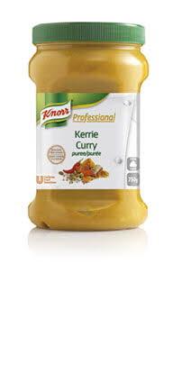 Knorr Professional Purée d'Epices au Curry 750 g