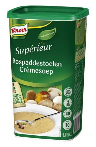 Knorr Supérieur Crème de Champignons des Bois 1 kg