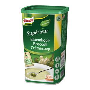 Knorr Supérieur Crème de Choux-Fleurs et Brocolis 1.045 kg