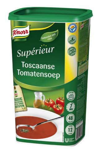 Knorr Supérieur Crème Toscan Aux Tomates 1,2 kg