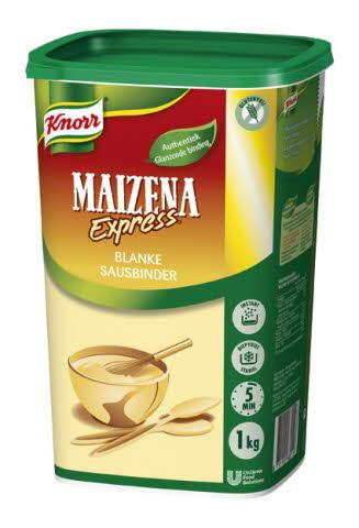 Maizena Express Liant pour Sauce Blanche 1 kg