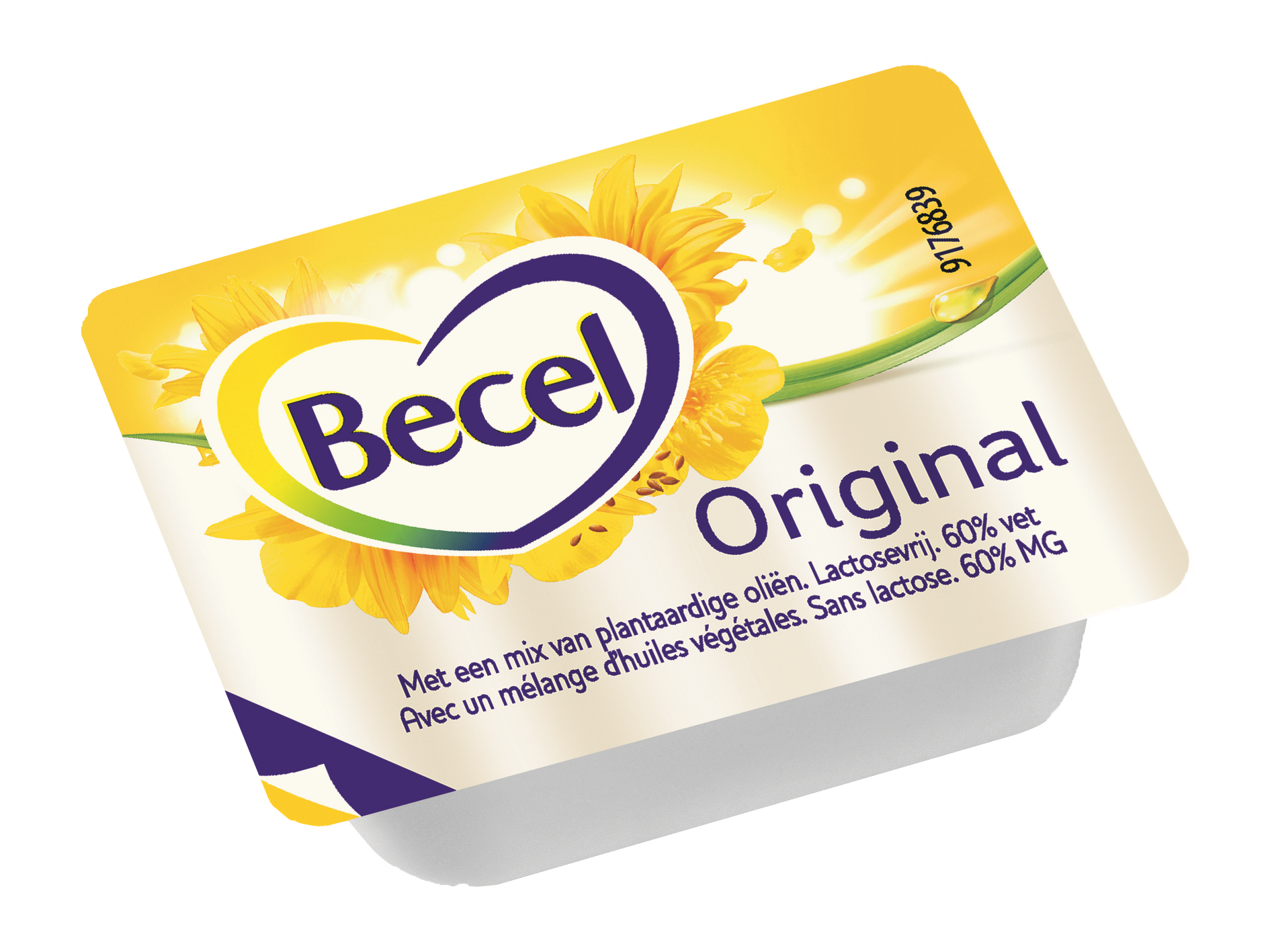 Becel Original 60% Portions 120 x 20 g