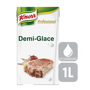 Knorr Professional Demi-Glace - Demi-Glace est une base de sauce liquid, rapide et facile à utiliser.