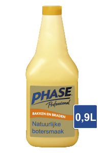 Phase with Natural Butter Flavour