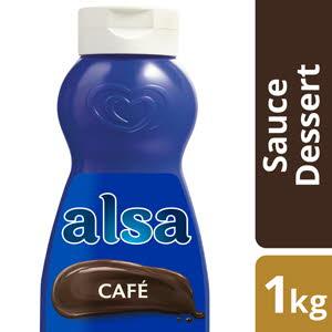 Alsa Sauce au Café Flacon 1kg