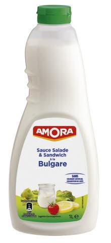 Amora Sauce Salade à la Bulgare 1 l