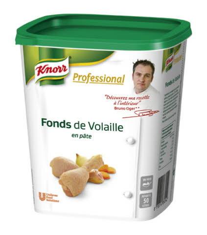 Fonds de Volaille en pâte Knorr Professional 1 Kg