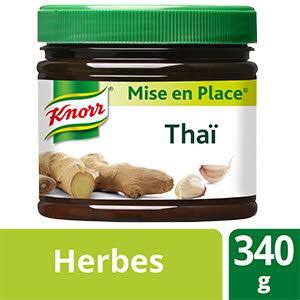 Knorr Mise en Place Thaï 340 g