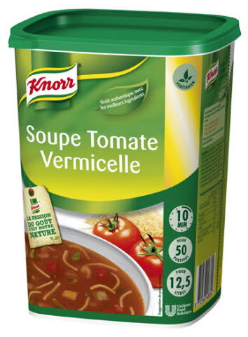 Knorr Soupe Tomate Vermicelle