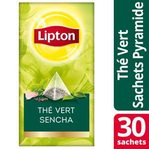 Lipton Exclusive Selection Thé Vert Sencha