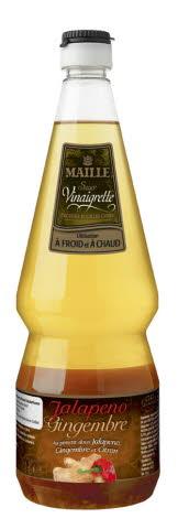 Maille Sauce Vinaigrette Jalapeno Gingembre 1 l