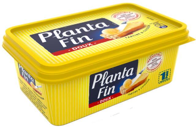 Planta Fin doux barquette 250g