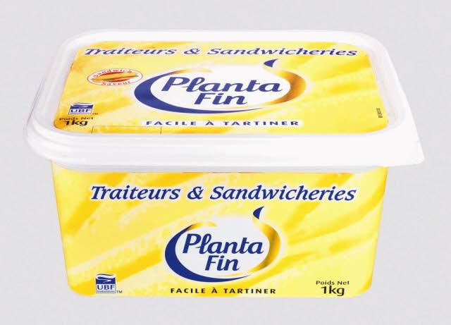 Planta Fin Traiteurs et sandwicheries Barquette 1 kg