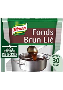 Knorr Fonds Brun Lié déshydraté 15 l à 30 l