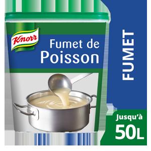 Knorr Fumet de Poisson déshydraté 30 l à 50 l