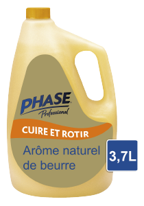 Phase with natural Butter Flavour Bidon 3.7 l