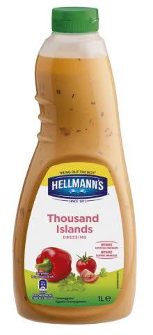 Hellmann's Dressing Thousand Islands 1L
