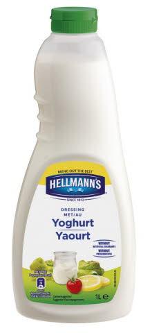 Hellmann's Dressing Yoghurt 1L