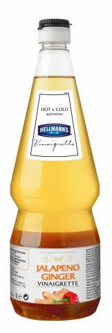 Hellmann's Vinaigrette Jalapeno Ginger 1 l