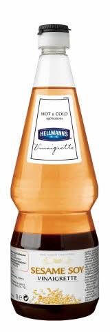 Hellmann's Vinaigrette Soja met geroosterde Sesam 1 l