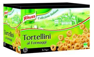 Knorr Collezione Italiana Tortellini Al Formaggio 3 kg