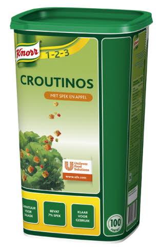 Knorr Croutinos Salade Croûtons met Spek en Appel 700 g