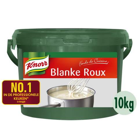 Knorr Fonds de Cuisine Blanke Roux 10 kg