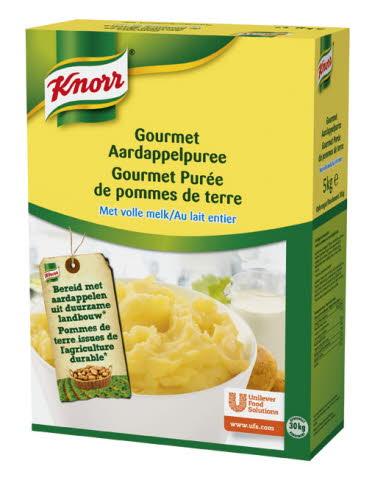 Knorr Gourmet Aardappelpuree 5 kg
