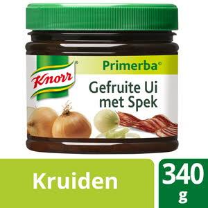 Knorr Primerba Gefruite Ui met Spek 340 g