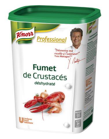 Knorr Professional Droge Fonds Schaaldieren Fumet 850 g