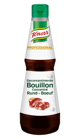 Knorr Professional Geconcentreerde Bouillon Rund