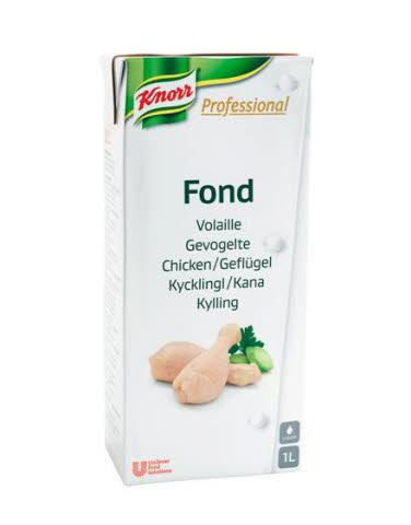 Knorr Professional Gevogeltefond 1 l