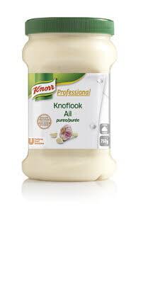 Knorr Professional Specerijenpuree Knoflook 750 g