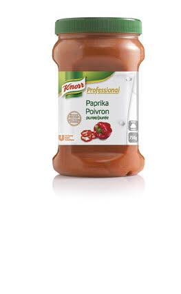 Knorr Professional Specerijenpuree Paprika 750 g