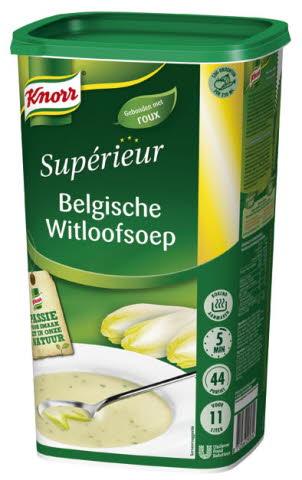 Knorr Supérieur Belgische Witloofsoep 1,1 kg