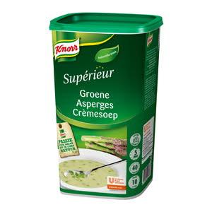 Knorr Supérieur Crèmesoep van Groene Asperges 900 g