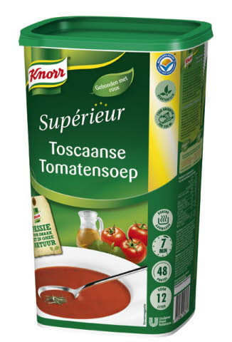 Knorr Supérieur Toscaanse Tomaten 1,2 kg