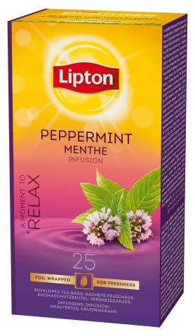 Lipton Everyday 25 Munt