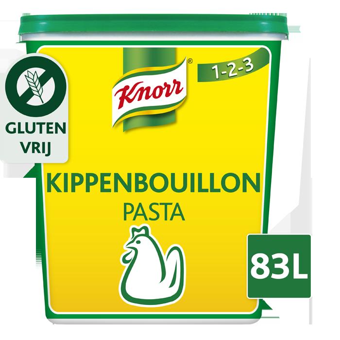 Knorr 1-2-3 Kippenbouillon Pasta