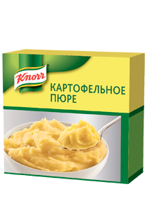 KNORR Картофельное пюре (2кг/8кг) - Картофельное пюре KNORR изготовлено в Германии из отборного картофеля.