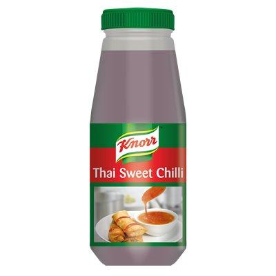 صوص الفلفل الحلو التايلندي كنور ٦×٢ لتر -