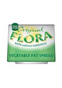 فلورا زبد نباتى ٦×١٠٠×١٠ جم -